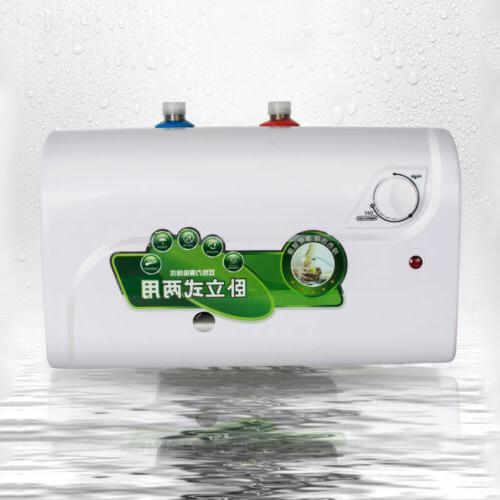 8L Tank Electric Water Bathroom Kitchen Temperature