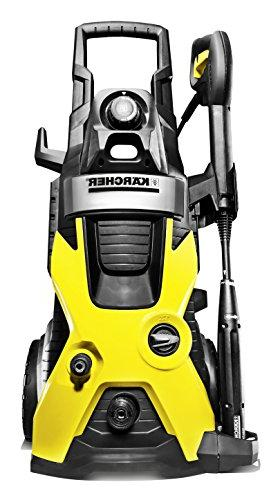 Karcher K5 Electric Power Pressure Washer, Yellow, 2000 PSI,