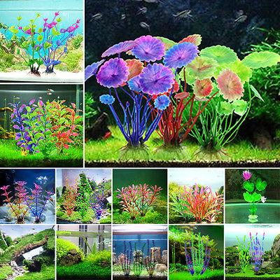 New Water Weeds Plant Fish Tank