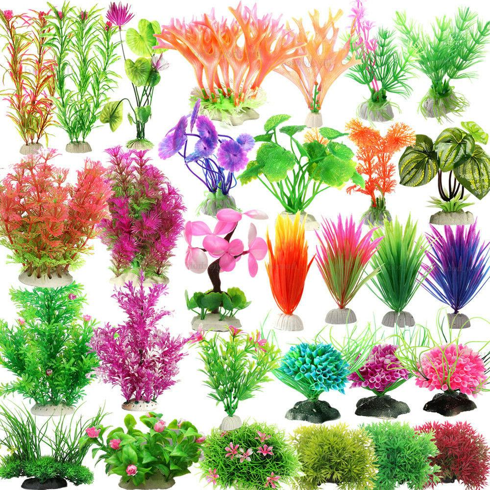 new grass aquarium decoration water weeds ornament