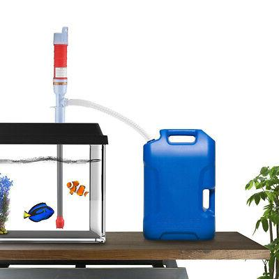 New Liquid Pump Gas Fish Aquarium