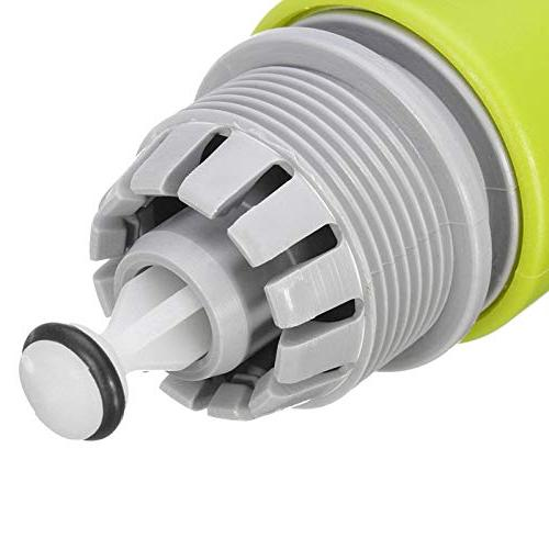 OKIl Water Tap Hose Quick Hose Coupler with Water Stop Green