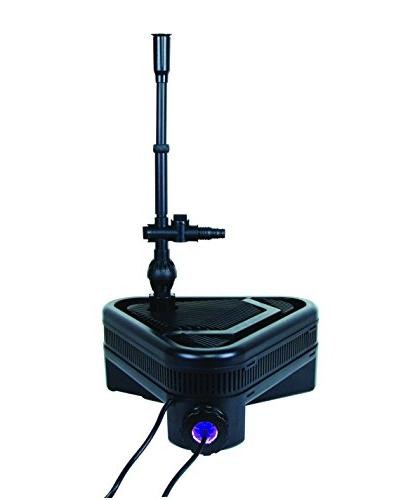 one pond filter systems