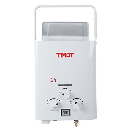 TC-Home 1.6 GPM Propane Tankless Outdoor Instant