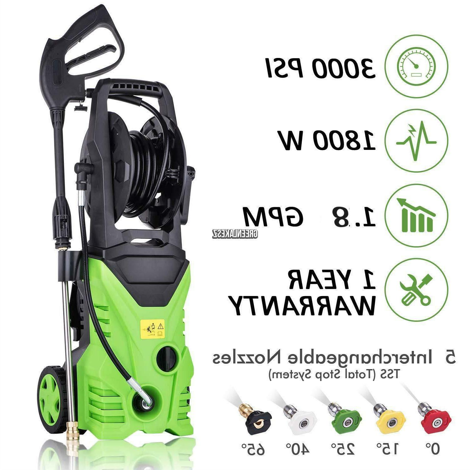 Pressure Washer Power Electric Karcher Cleaner