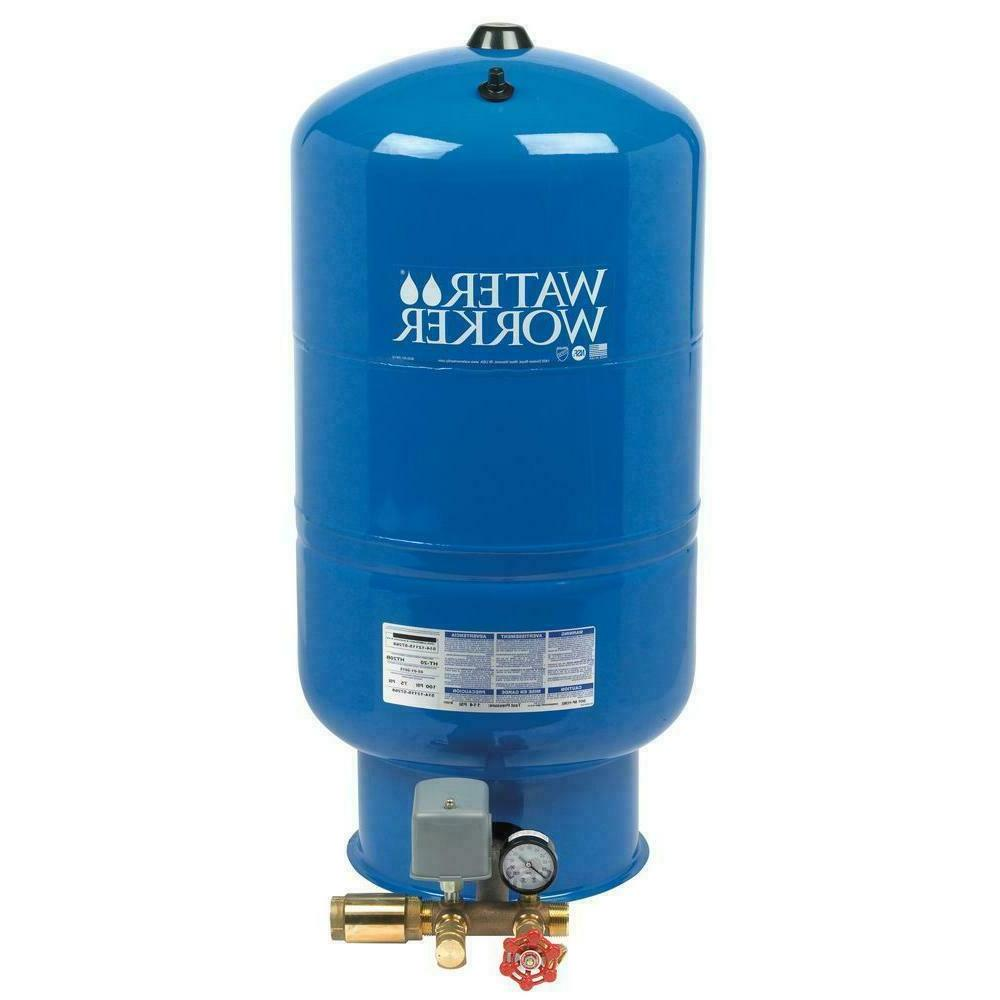 14-Gallon Water Worker Pressurized Well System Tank Vertical