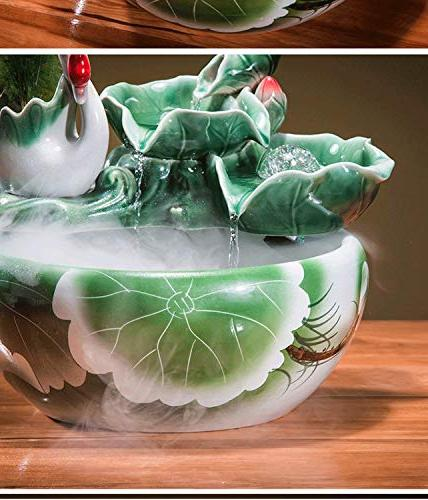 Sitting Room Fortune Water top Tank humidifier Fountain Gifts