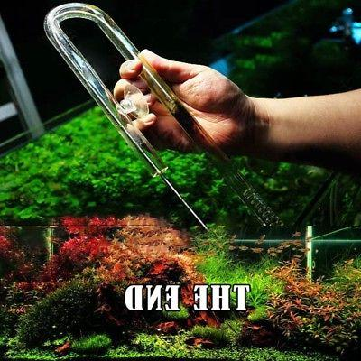 Stainless Steel Fish Tank Tube Cleaning Brush Tool