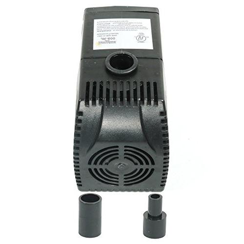 submersible electric water fountain pump