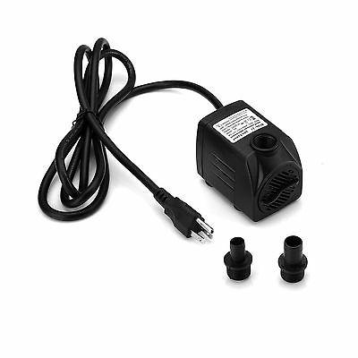 Homasy 400GPH Submersible 25W Water with Shipping