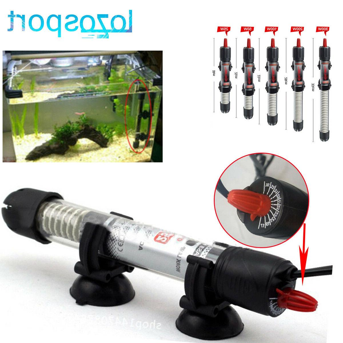 submersible water heater heating rod for aquarium