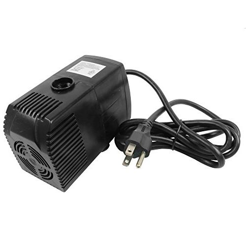 Sunnydaze GPH Water Pump with and 3 Nozzles, Use Aquaponics