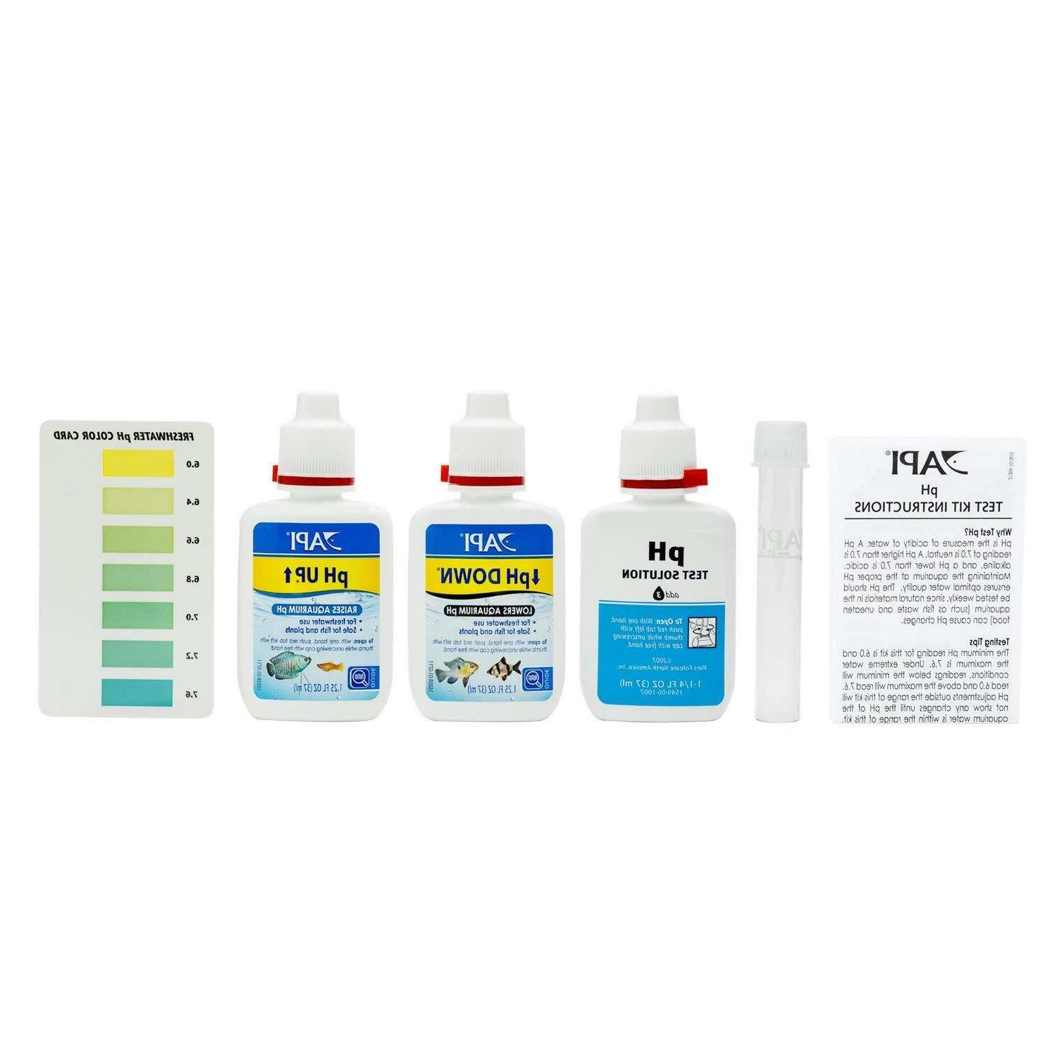 API KIT Individual Fish Water Test