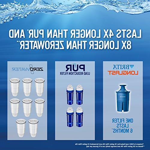 Brita Cup with Filter, Reduces – Ultramax, Jet