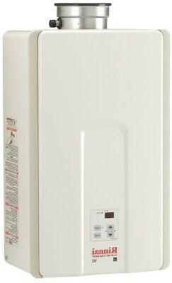 Rinnai V65IN 6.6 GPM Indoor Low NOx Tankless Natural Gas Wat