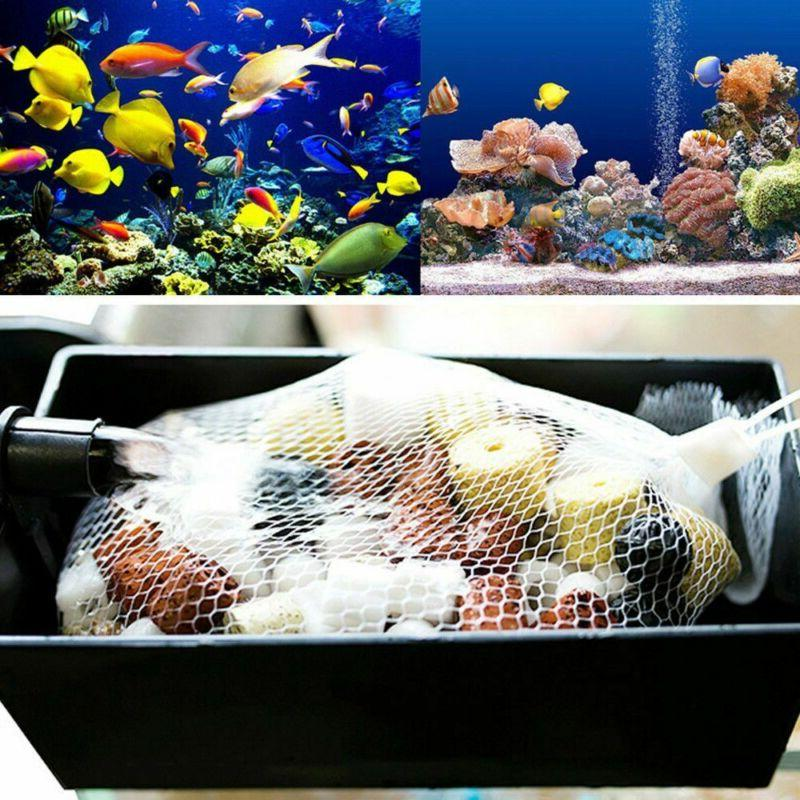 Water Aquarium Ceramic Porous Fish Supplies Filter Media