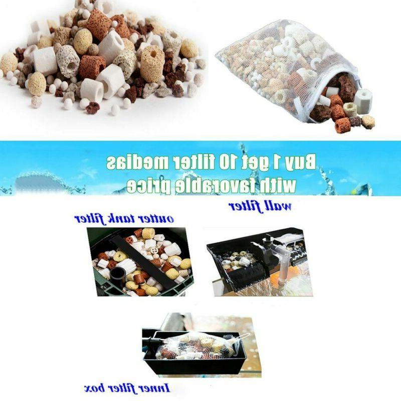 water aquarium ceramic bio porous fish tank