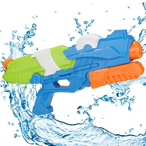 Young Choi's Kids Water Gun Beach 2 Large Size Blaster for All Age Kids