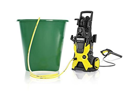 Karcher Suction with Filter Electric