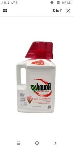 Roundup Weed & Grass Killer Concentrate Plus  Weed Grass Kil
