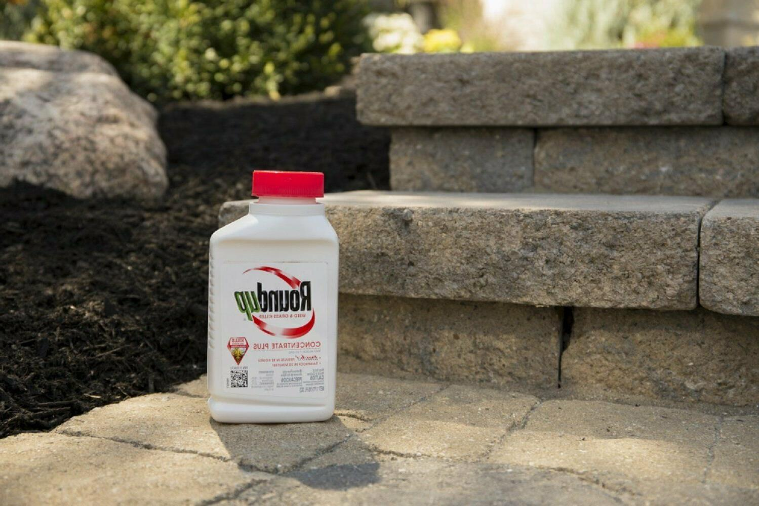Roundup Weed and Killer