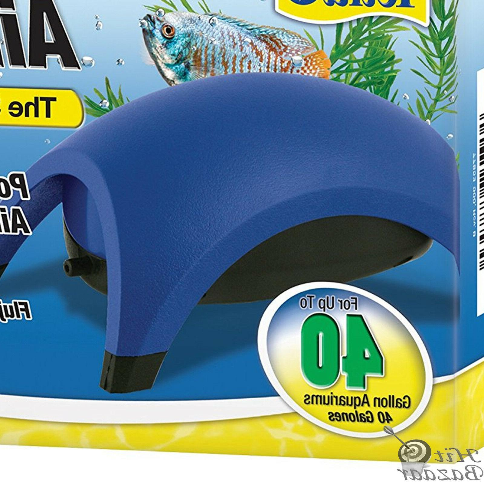 WHISPER PUMP Water Fish Tank Quiet Powerful Up 40