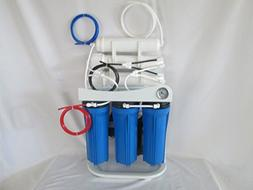 Light Commercial Reverse Osmosis Water Filter System 300 GPD