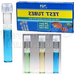 liquid test kit sample tube glass vial