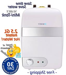 Marey Mini Tank electric water heater 10L - 2.5 GL - 120V TA