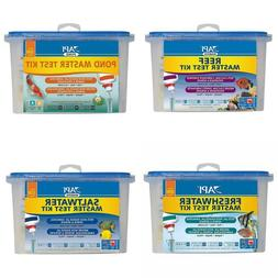 New API Master Test Kits Pond, Reef, Fresh water, Salt water