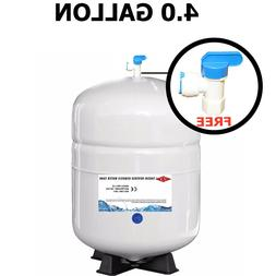 NEW RO REVERSE OSMOSIS FILTER WATER STORAGE TANK SYSTEM 4 GA