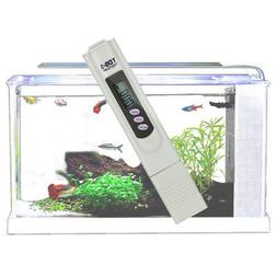 New TDS Testing Pen Aquarium Fish Tank Water Hardness Meter