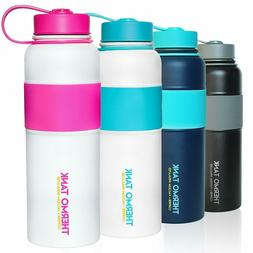 NIB Thermo Tank Insulated Stainless Steel Water Bottle 40oz