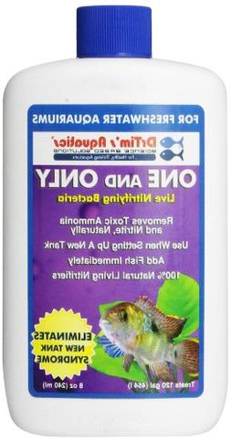 DrTim's Aquatics One & Only Live Nitrifying Bacteria for Cyc