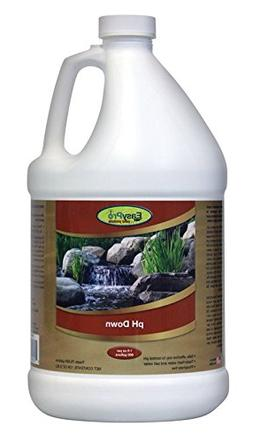 EasyPro Pond Products pH Down Pond Water Treatment, 128 oz
