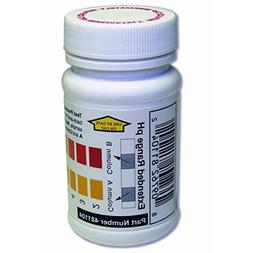 50pcs pH Test Strips Extended Range for Well and Drinking Wa