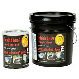 Pond Armor Pond Shield Non-Toxic Epoxy Pond Liner & Sealer 3