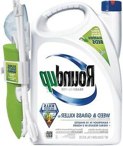 Roundup Ready-To-Use Weed & Grass Killer III with Sure Shot