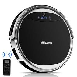 Robotic Vacuum Cleaner Experobot for Carpet and Hard Floor C