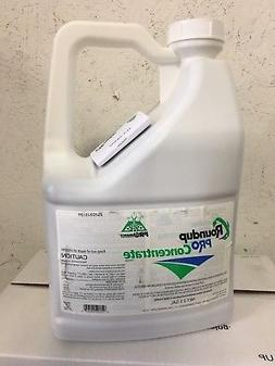 Roundup Pro Concentrate Weed Killer - 50.2% Glyphosate w/ Su
