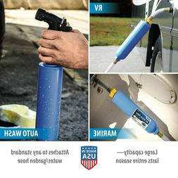 Rv Water Filter Inline System Camper Flexible Hose Protector