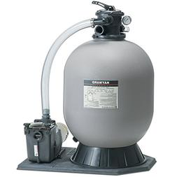 Hayward Pro Series 24 Inch In Ground Pool Sand Filter System