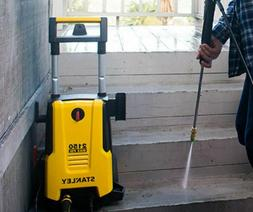 Stanley SHP2150 Electric Pressure Washer with Spray Gun, Med