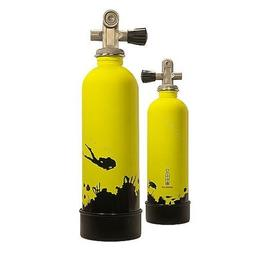 TankH2O - Stainless Scuba Tank Stainless Water Bottle  BPA F