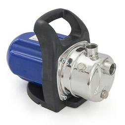 ARKSEN 1200W Stainless Shallow Well Water Booster Pump Trans
