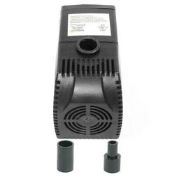 Sunnydaze 200GPH Submersible Water Pump with 6 Foot Power Co