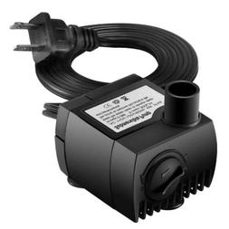 80 GPH Submersible Pump Aquarium Fish Tank Powerhead Fountai