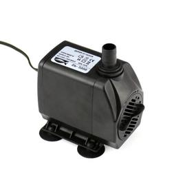 740 GPH Submersible Pump Aquarium Fish Tank Powerhead Founta