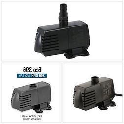 Submersible Water Pump 6 Ft. Cord Aquarium Fish Tank Fountai