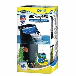 Tank Filter 20 Gall Canister Water Aquarium Filtration Fish